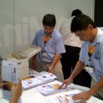 GIT Dubai helps produce hourly newsletter at GITEX event