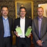 Van Klaveren ccc wins Zero Waste Award