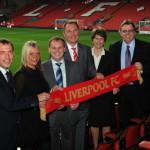 Konica Minolta partners with Liverpool FC