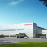 Sharp open operations at second Changshu plant