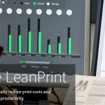 LeanPrint claims to reduce ink usage by 40 percent