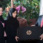 HP celebrates recycling efforts of students in UAE
