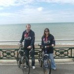 DCi participates in charity bike ride for BHF