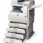 Ricoh to use scrap metal in printers