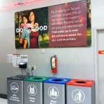 Target engage in cartridge recycling