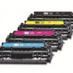 MSE launches replacement HP colour toner cartridges