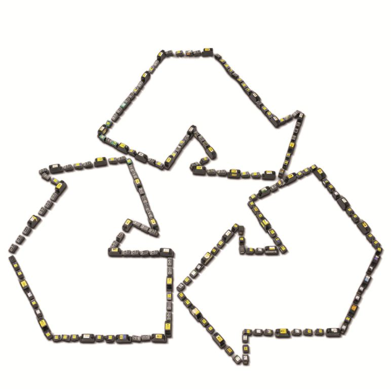 RecycleItStand