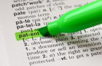 Patent  Defined