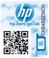 HP mobile authentication