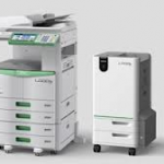 Toshiba discusses printing and the paperless office