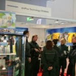 German customs officers raid Uniplus Technology's booth