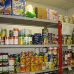 Cartridge World franchise turns empty store into food bank