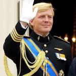 Van Klaveren closed today to mark abdication of queen