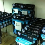 $200,000 of counterfeit HP printing supplies seized in Malaysia