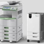 Toshiba launches first MFP with erasable toner