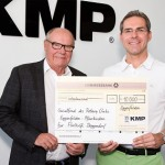 KMP raises money for flood victims