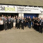 Totalpost celebrates Queens Award at presentation
