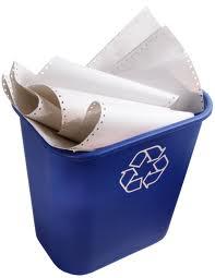 paper bin – The Recycler
