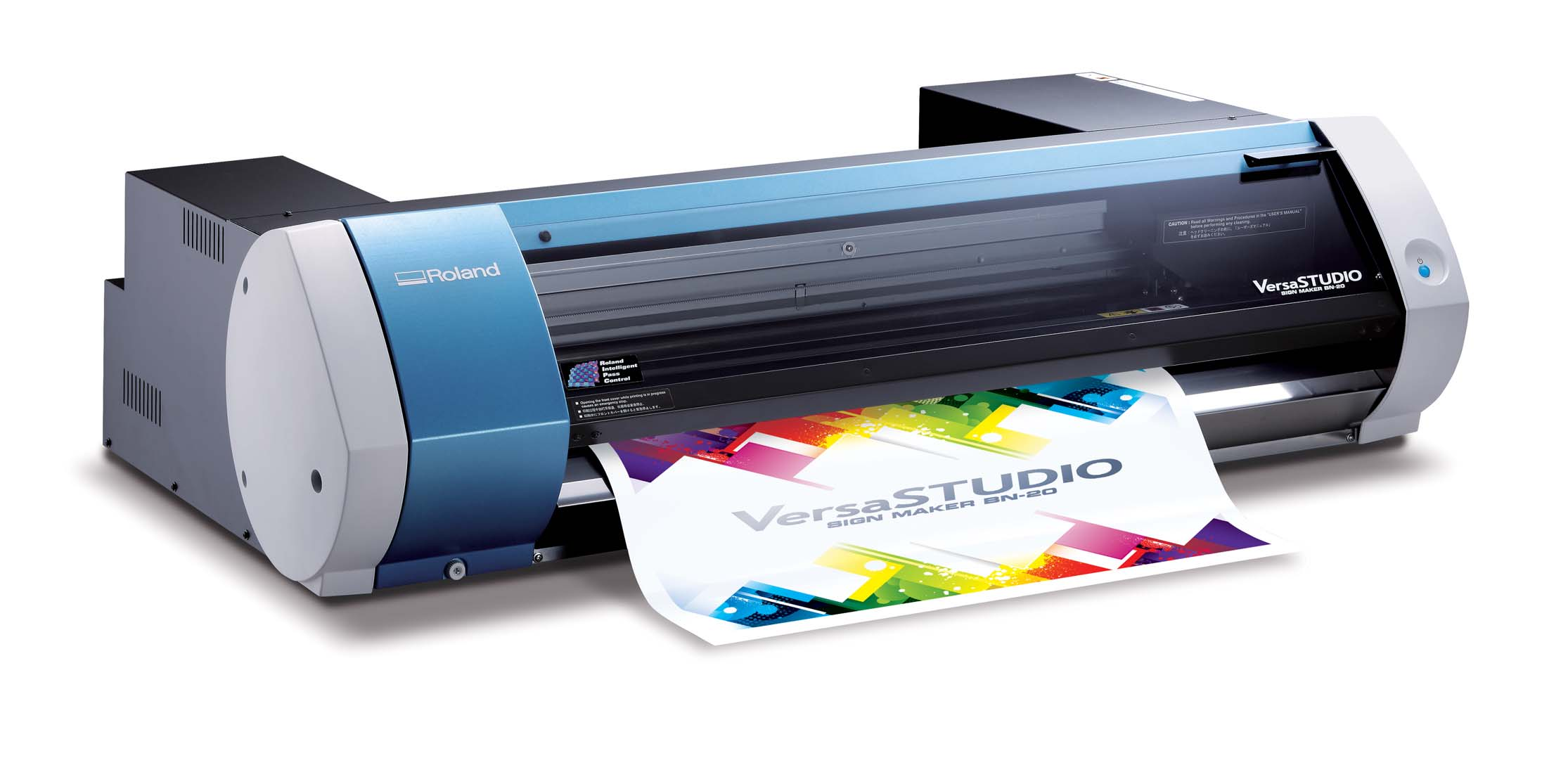 Roland Launches New Wide Format Printer Series The Recycler