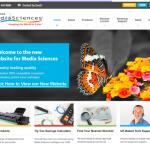 Media Sciences launches new website