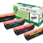 Armor launches ranges of remanufactured toner cartridges