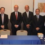 ETIRA President meets Japanese remanufacturers
