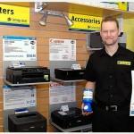 Cartridge World UK store raises money for charity