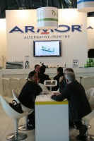 Armor's booth at Remanexpo@Paperworld 2013