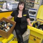 Another Cartridge World UK store raises money for hospice