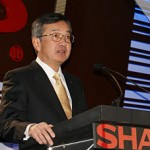 Sharp in acquisition talks with Foxconn