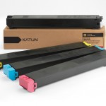 Katun releases new Performance colour toners