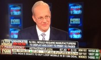 Bill Swanson appearing on FOX Business