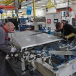 UK manufacturing sector sees five-month high