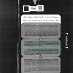 Lexmark cartridges feature one-use warning