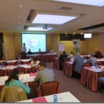 ETIRA talks at Static Control seminar in Romania