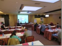 Attendees at the previous Static Control seminar in Bucharest