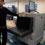 Totalpost supplies X-Ray screening device to bank