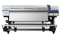 One of Epson's older SureColor large-format printers.