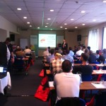 Static Control reports from Latvian seminar
