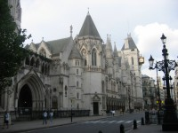 The High Court of Justice of England and Wales