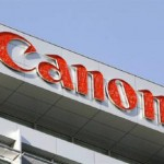 Canon reports on financial year