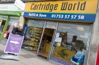 Ian Chai, owner of Cartridge World Slough