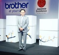 Soichi Murakami, Managing Director of Brother International (Gulf)