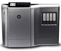 HP's 3D printing unit