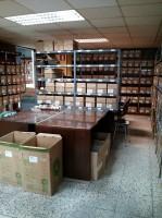 Bioservice's new inkjet inspection room.