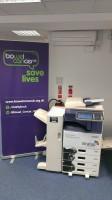 Bowel Cancer UK printer