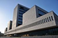 Europol's headquarters in The Hague, Belgium