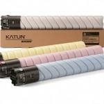 Katun releases colour toners