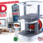 "Designer introduces ""build-it-yourself"" 3D printer"