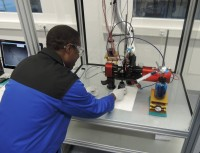 Kiwolo Mubieme, Kyocera Field Application Engineer, Inkjet Design Centre, Printing Device Division